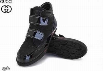 63575bb151c chaussure gucci en toile femme