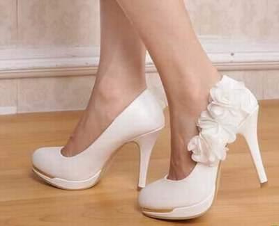 351c5a7c64c chaussures de mariee pronuptia