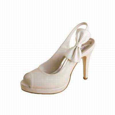 ac0641527ed chaussures mariage rose poudre