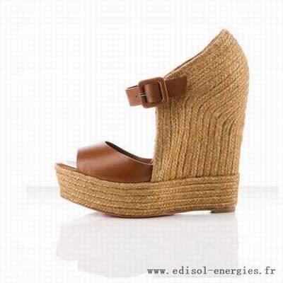 tailles de chaussures conversion